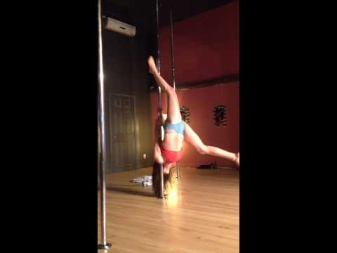 Crystalized pole routine