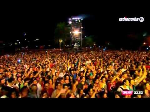 Sud Sound System - Radionorba Battiti Live 2012 - Manfredonia