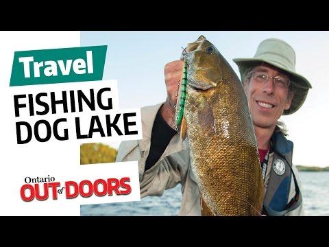 Fishing Dog Lake