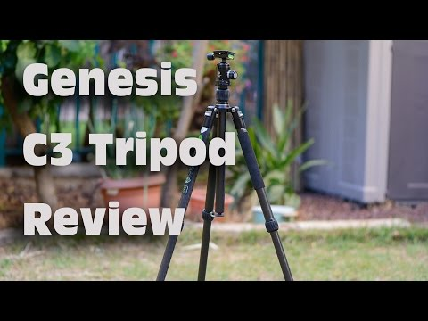 Genesis C3 Tripod and Head Review