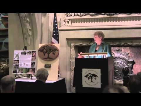 Dr. Gro Harlem Brundtland's speech accepting WHRC's Lawrence S. Huntington Environmental Prize.
