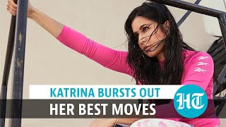 Watch: Katrina Kaif hits dance floor after a 'longgggggg time', shares video