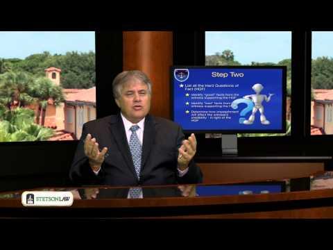 Mastering Cross Examination - Investigation and Preparation