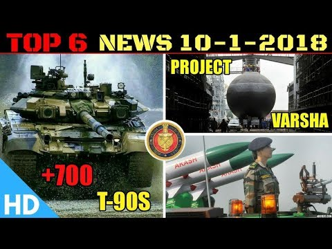Indian Defence Updates : Project Varsha Starts, New Spike Deal, 700 T-90S Order,More Akash Systems