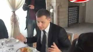 Boris Boillon interview in Tunisia (Disgraceful behavior)
