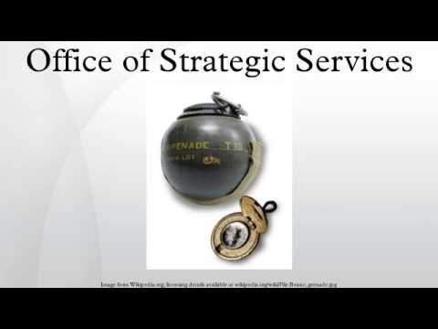 Office of Strategic Services