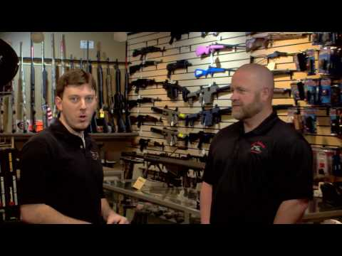 What are the different types of firearms?  Guns Explained