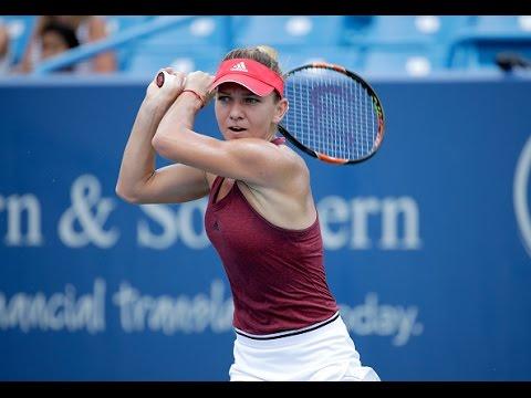 2016 Western & Southern Open Third Round | Simona Halep vs Daria Gavrilova | WTA Highlights