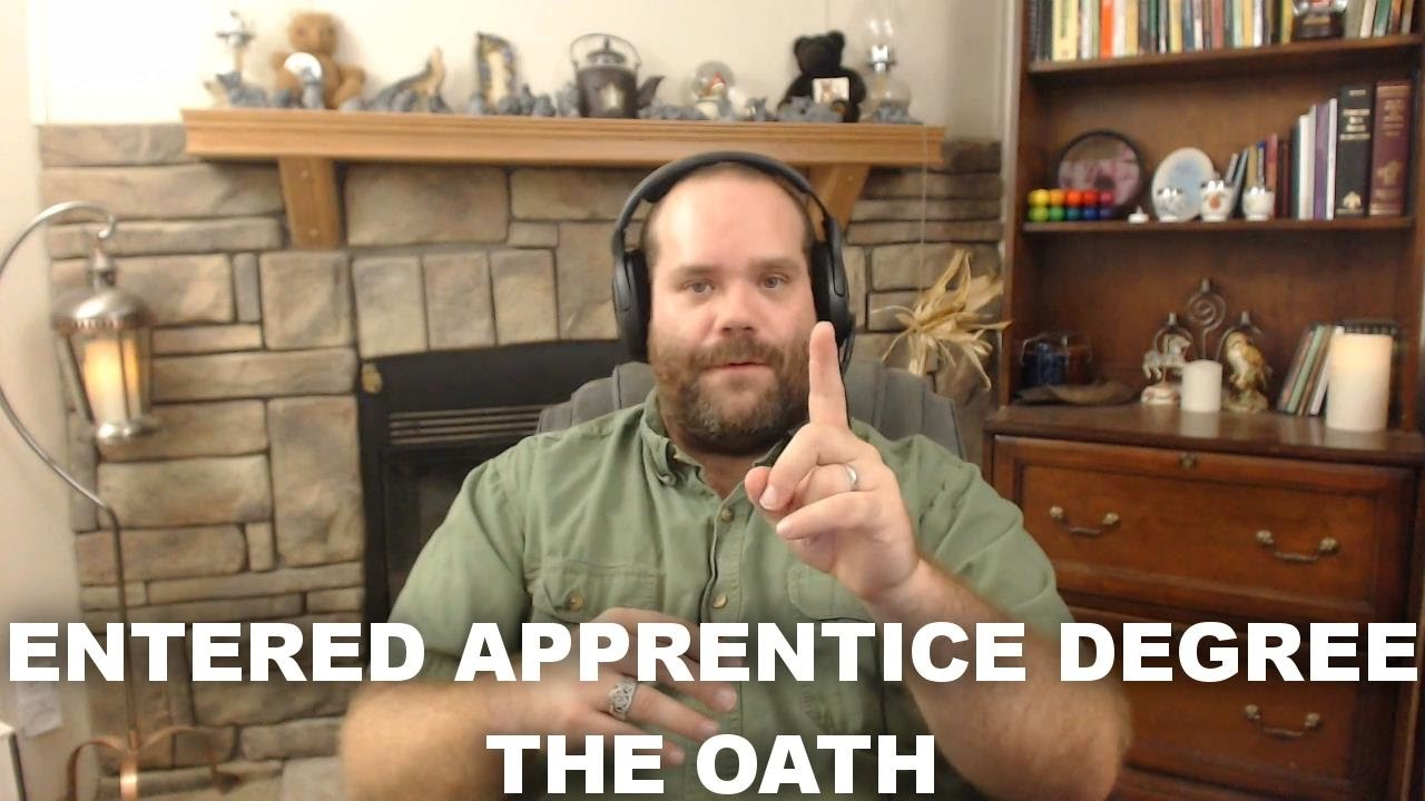 from whence came you as an entered apprentice