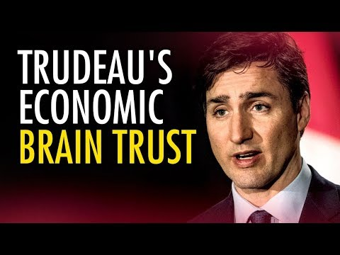"Trudeau's economic policies sound like a ""freshman bong session"""