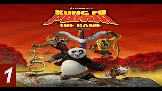 """Kung Fu Panda (The video game) Part 1 - """"Po"""
