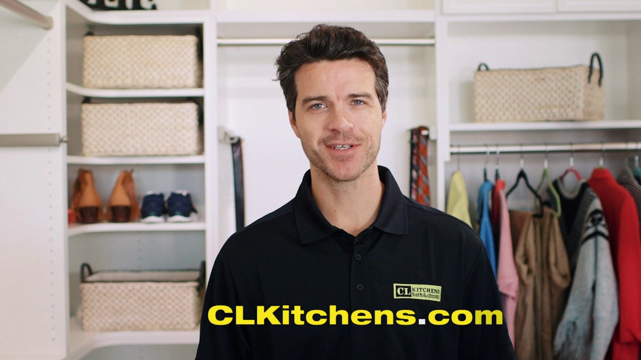 CL Kitchens - Closets - YouTube