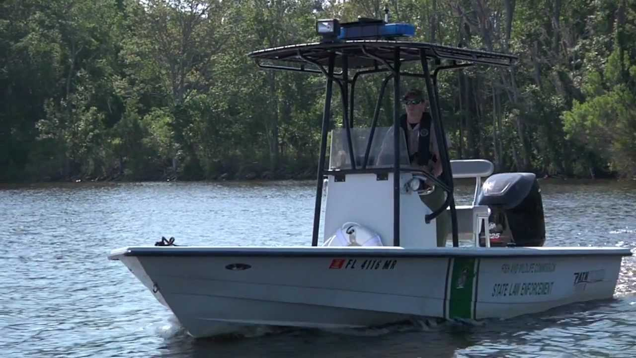 Florida at risk vessel program youtube for Fish and wildlife florida