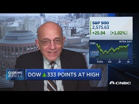 I think we've seen stock market bottom: UPenn's Jeremy Siegel