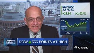 I think we've seen stock market bottom: UPenn's Jeremy Siegel