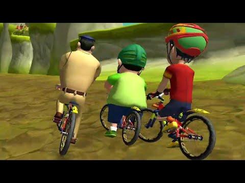 Shiva Bicycle Racing -  Shiva Cycle Race - Final Level 6 - Cycle Race - Bike Game - Cycle Game -🤗