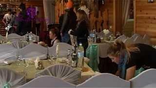 Оформление свадебного зала в Хабаровске.