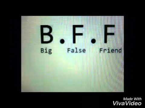 Fałszywa Przyjaźń Cytaty Fprzyjaźńcytaty1 Youtube