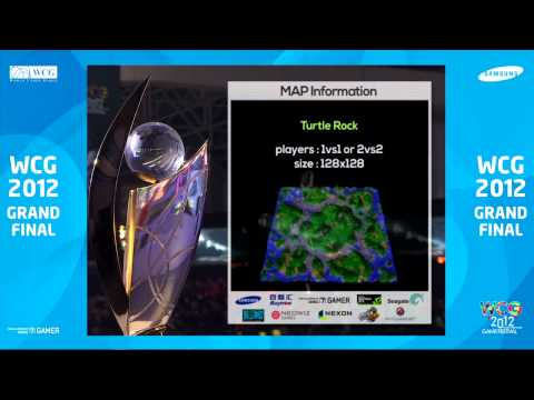 [WCG2012GF] ENG WarIII Moon vs TED (Semi Final)