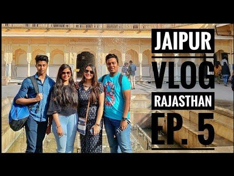 Jaipur Vlog/ City Tour/ Rajasthan Vlogs