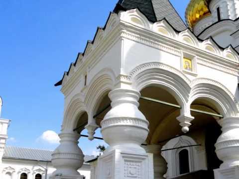 Russia  Kostroma  Ipatiev Monastery