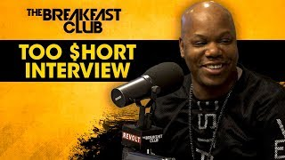 Too $hort On New Album 'The Pimp Tape', Being TMZ Bait + More