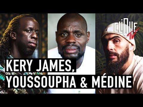 Youtube: La Clique de Kery James, Youssoupha et Médine