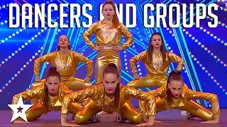 5 Amazing Kid Dancers Around The World | Got Talent Global
