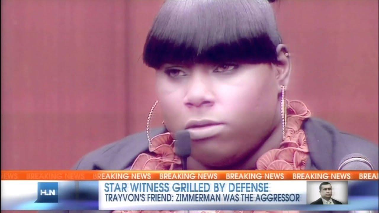 "Download George Zimmerman Supporter Frank Taaffe Calls Trayvon Martin Witness Rachel Jeantel: ""Precious"""