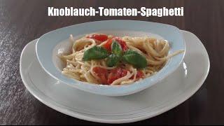 Vorwerk Thermomix® TM 5  - Knoblauch-Tomaten-Spaghetti - von Christine Haas