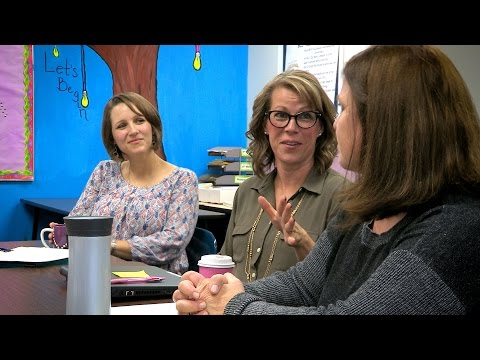 Teacher Labs: Making Professional Development Collaborative