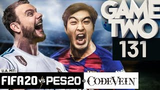 Fifa 20 vs. PES 20, Code Vein, Untitled Goose Game | Game Two #131