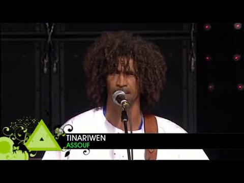 Tinariwen : Live at Glastonbury Festival (22 june 2007)