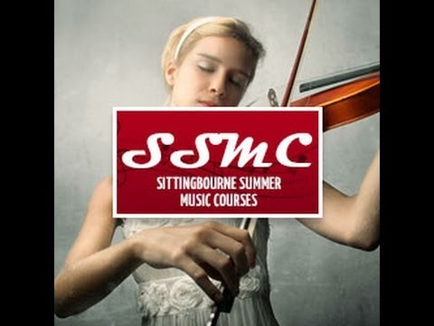Sittingbourne Summer Music Courses 2014 - intro