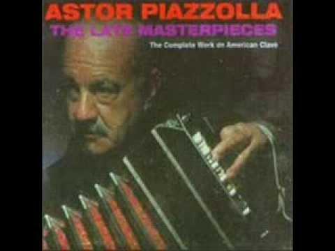 Astor Piazzolla - Mumuki