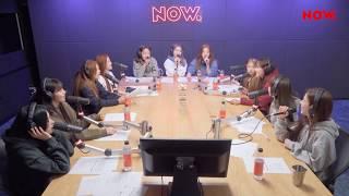 [ENG] LOONA Playing Jenga on Naver Now (200211)