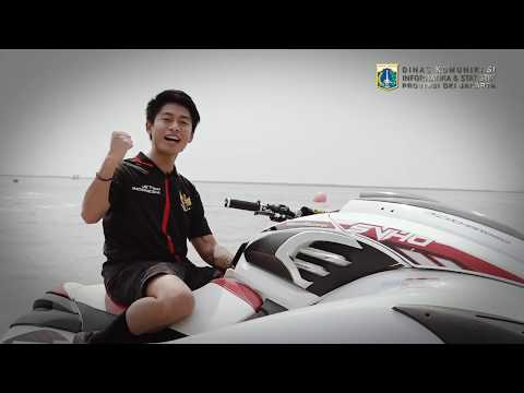 Muhammad Farizi, Atlet Jetski DKI Jakarta Yg Mewakili Indonesia Di Asian Games