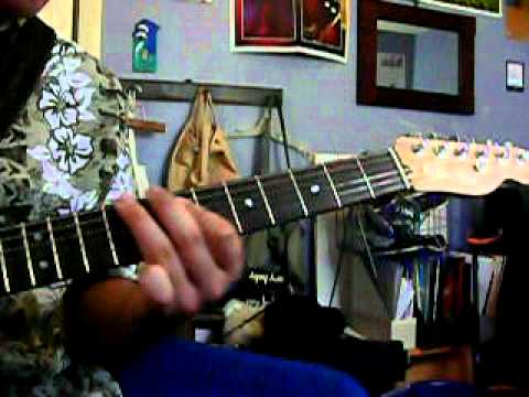 Soundgarden - Holy Water Guitar Cover with Tabs