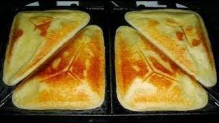 Receita – Como Fazer Pão de Queijo na Sanduicheira