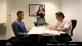 MYA Vaser Liposuction Surgeon Consultation with Dr Grant Hamlet Thumbnail