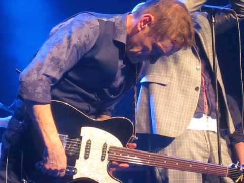 Ile Kallio Big Rock Band - Rockin' in the Free World - Helsinki - 5.3.2014