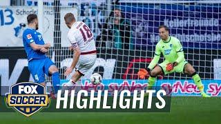 1899 Hoffenheim vs. 1. FC Nürnberg   2019 Bundesliga Highlights