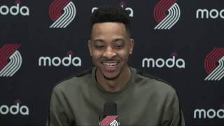 2019 Exit Interview: CJ McCollum