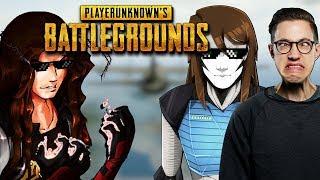 Bonobos klatschen! | PlayerUnknown's Battlegrounds