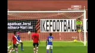 (HIGHLIGHT FRIENDLY) : 5th Gol MALAYSIA [5] vs [0] SRI LANKA~Azamudin Akil
