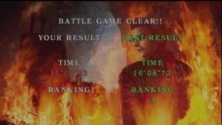 Resident Evil: Code Veronica X HD - Wesker Battle Mode A Rank/S Rank
