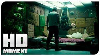 Алекс спасает Роки - Не дыши (2016) - Момент из фильма
