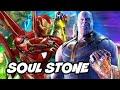 IRON MAN (TONY STARK) IS THE SOUL STONE || Marvel Video || OverExplained
