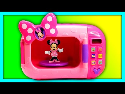 MICKEY & MINNIE MOUSE Magical Microwave PJ Masks + Paw Patrol +Shimmer & Shine + Paw Patrol Video