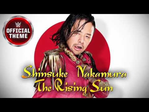 Shisuke Nakamura Theme Song The Rising Sun 1 hour loop